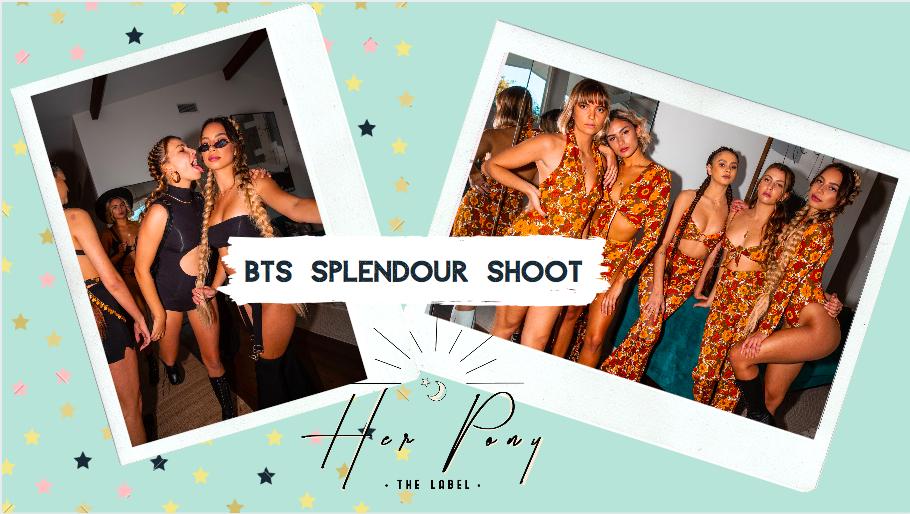 ♡ BTS SPLENDOUR SHOOT ♡
